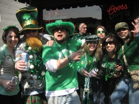St. Patrick's Day: A Holiday for Drinking
